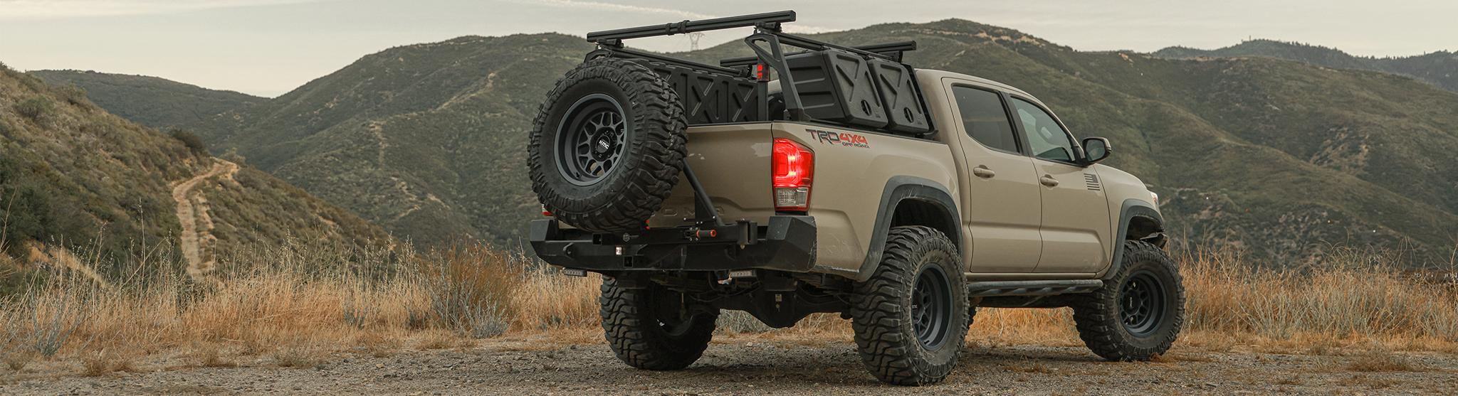 The All New Terra From KMC Wheels