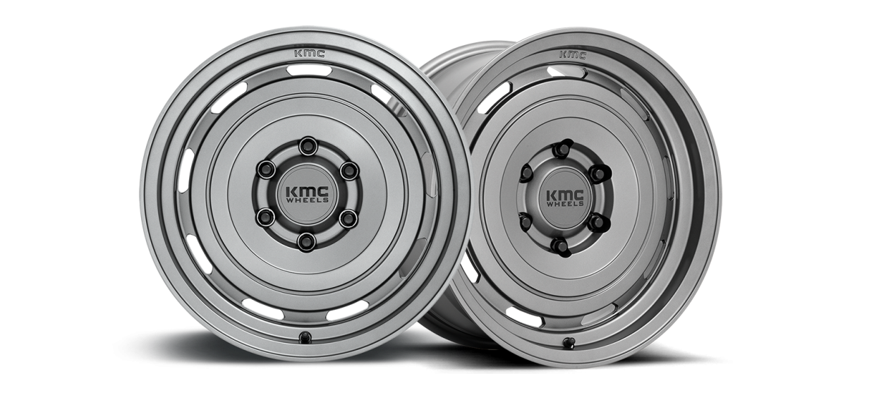 The KMC Roswell Now Available in Anthracite