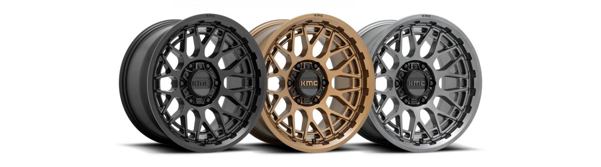 KM722 TECHNIC FROM KMC WHEELS