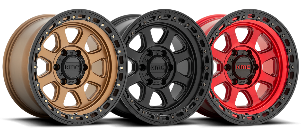 The New KM548 Chase from KMC Wheels