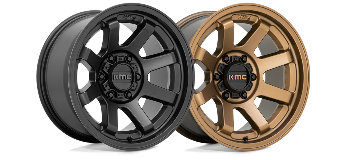 The All New Trail from KMC Wheels