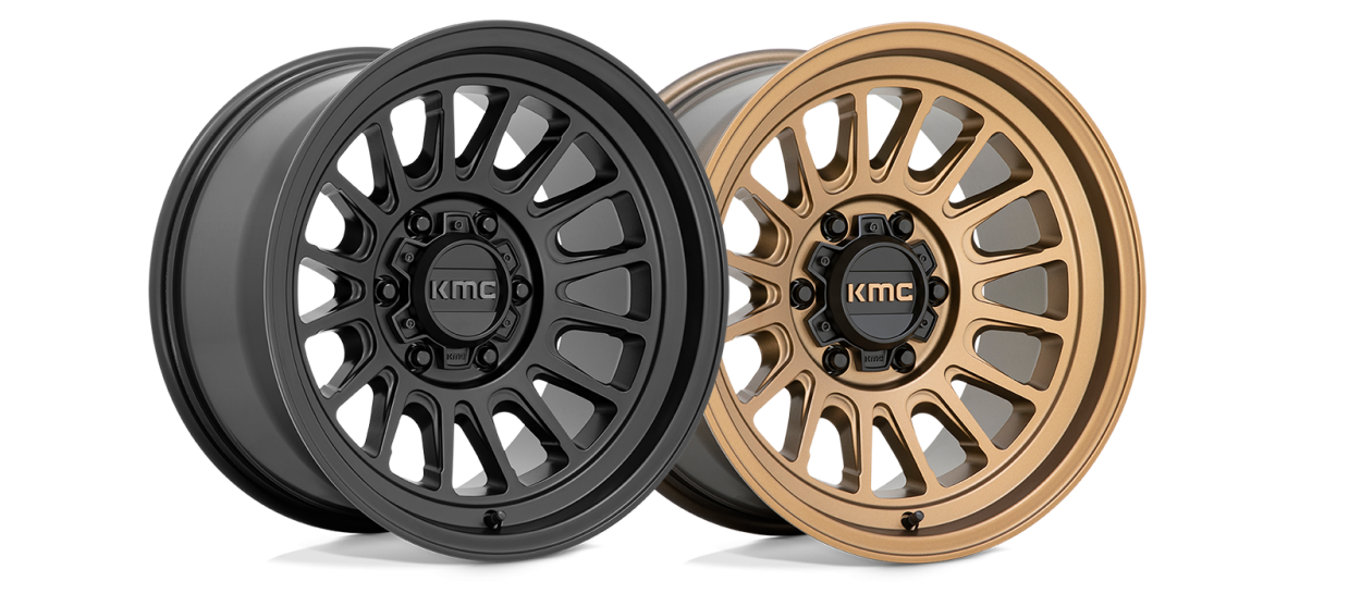 Introducing the Impact OL from KMC Wheels